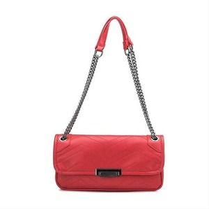 Melie Bianco- Andie Faux-leather Shoulder Bag